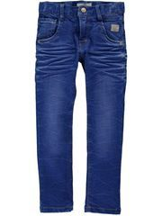 KIDS NITRIGGO SLIM FIT JEANS, Light Blue Denim