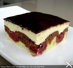 Donauwelle -super easy-, ein schmackhaftes Rezept aus der Kategorie Kuchen…