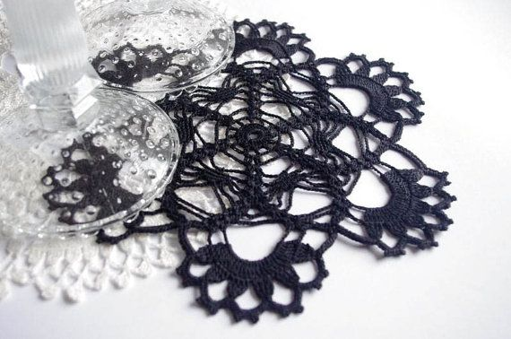 ** crochet doilies ** by Marina on Etsy