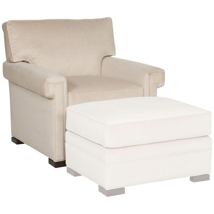 Davidson Chair   The Davidson Chair, Found At Dau Furniture, Is A  Transitionalu2026