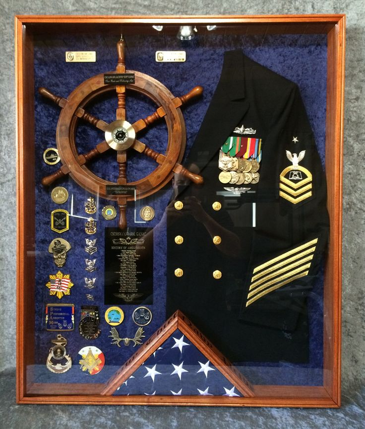 17 Best Images About Military Shadow Boxes On Pinterest