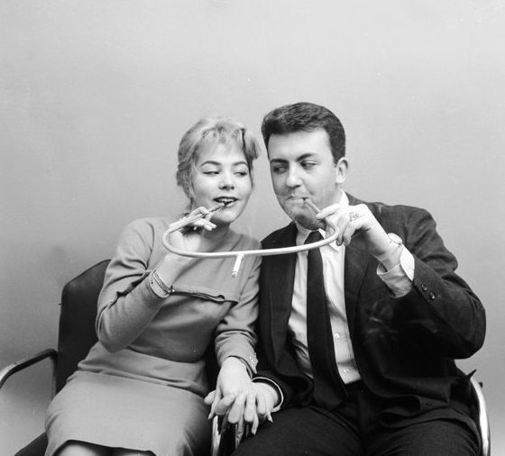 Cigarette Holder Built For Two weird inventions technology