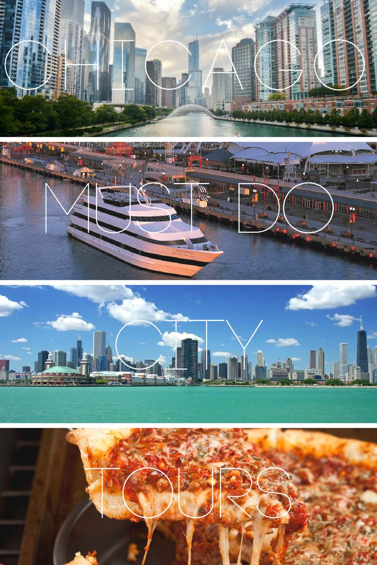 Chicago tours to see the best of the windy city.