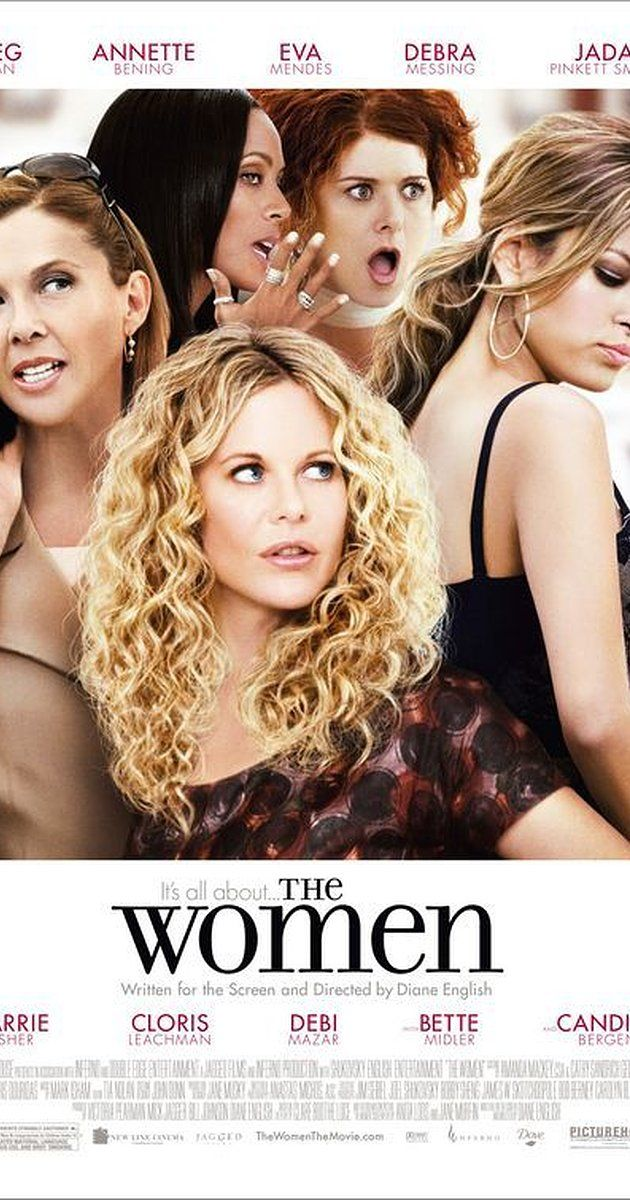 Directed by Diane English.  With Meg Ryan, Eva Mendes, Annette Bening, Debra Messing. A wealthy New Yorker wrestles with the decision to leave her cheating husband, as she and her friends discover that women really can have it all.