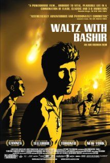"""""""Waltz with Bashir"""" - An amazing animated documentary about one's soldier's memories of the first Lebanon War"""