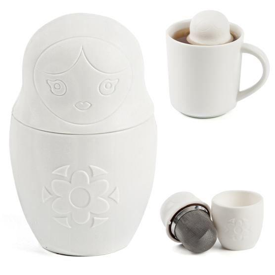 Boule à thé poupée russe  http://www.homelisty.com/boule-a-the-55-infuseurs-a-the-super-originaux/