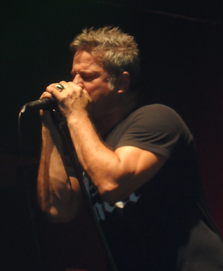 Jon Stevens - Dead Daisies live at the O2 Leeds 2013, rock music, singer
