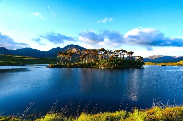 Pine Island Derryclare Lough Recess