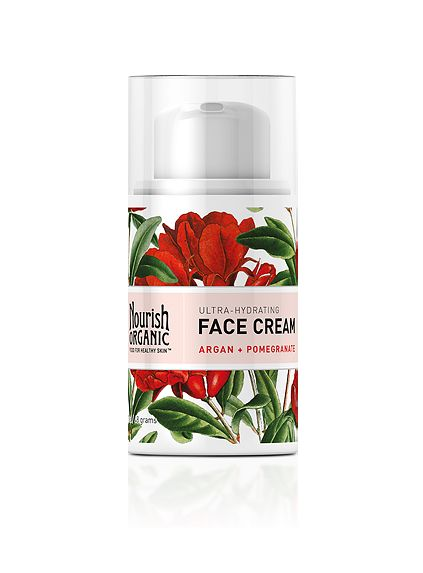 Ultra-Hydrating Organic Face Cream -Intensely hydrates and replenishes skin -Reduces the appearance of fine lines and wrinkles -Firms skin and protects from environmental damage -Fights signs of stress and fatigue