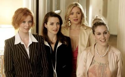 Miranda Hobbes, Charlotte York, Samantha Jones, Carrie Bradshaw, Sex and the Cit, SATC, outfit