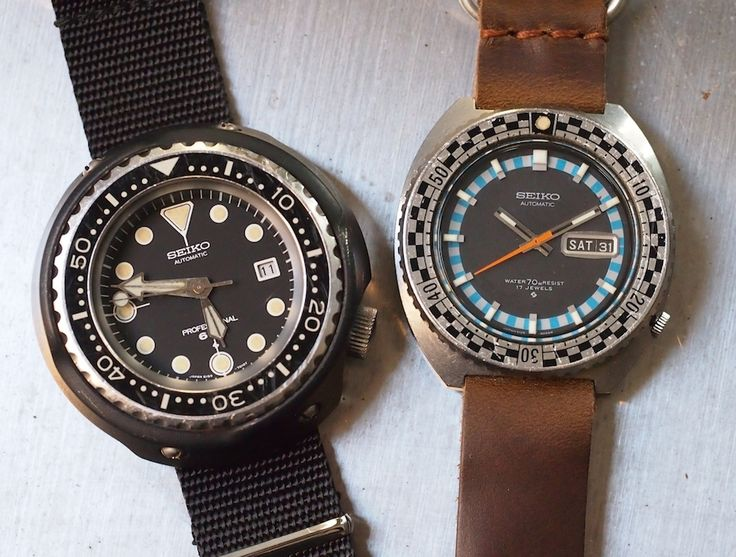 Couldn't agree more! We have most of these for sale @ www.dcvintagewatches.com FRATELLO: The Top 10 Vintage Seiko Watches You Should Buy Now