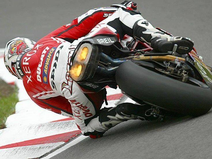 Regis Laconi - Ducati 999R