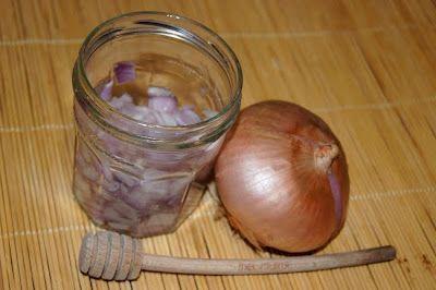 Rimedio naturale contro la tosse: succo di cipolla