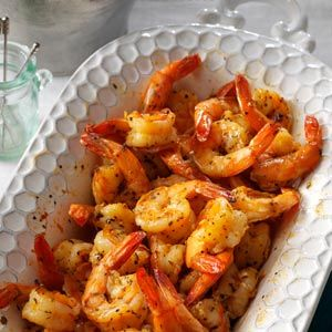 Party Shrimp Recipe from Taste of Home -- shared by Kendra Doss of Colorado Springs, Colorado