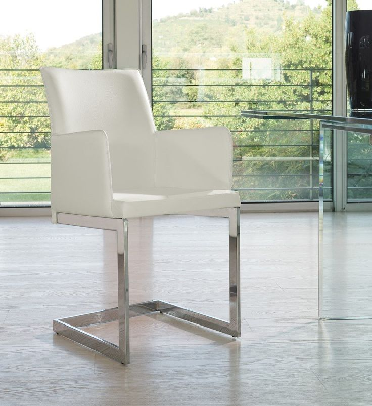 The essential and geometric lines of the steel frame are softened by the comfortable seat. A versatile and functional chair expressing elegance within a modern concept of living.  http://www.antonelloitalia.it/en/products/chairs-stools/sonia-b/?utm_content=bufferb8ad3&utm_medium=social&utm_source=pinterest.com&utm_campaign=buffer  #AntonelloItalia #ItalianDesignerFurniture #LuxuryItalianDiningChairs