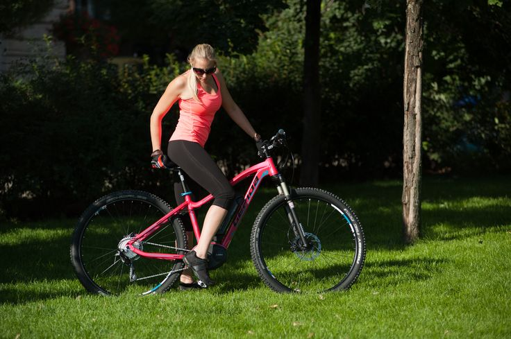 Sporty women choose Gepida to reach the hardest challenges.