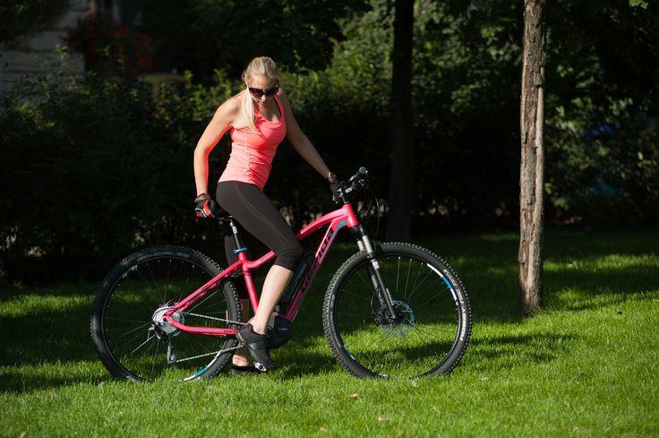 Sporty women choose Gepida to reach the hardest challenges.
