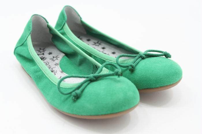 Acebos ballerina all Green