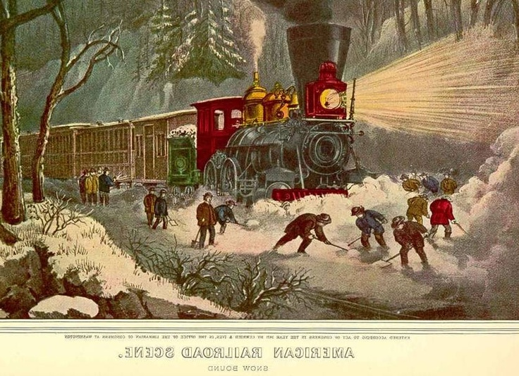 currier and ives -