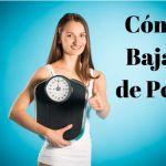 Cómo Perder Peso: 10 Consejos Fáciles de Seguir + Dieta