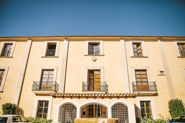 Magestic buiding in Mallorca XV century manor house hotel. #boutiquehotel #mallorca #sonjulia #interiors #cycling #sports #llucmajor #holidays
