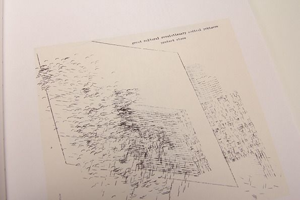Typestracts: concrete poetry by the Benedictine monk Dom Sylvester Houédard