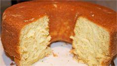 Esse bolo amanteigado é aquele que não pode faltar nos cafés coloniais, servidos em Hotéis e Padarias de luxo. Você pode fazer agora na sua casa, de maneir