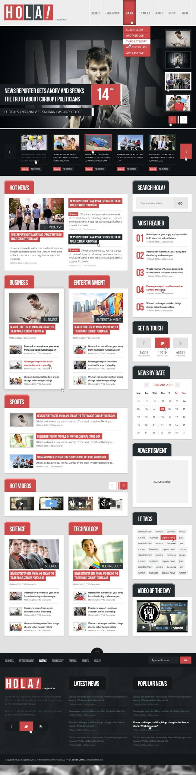 68 best Templates, Themes & Vorlagen images on Pinterest | Objects ...