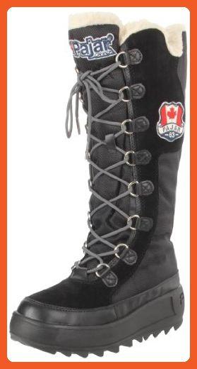 Pajar Women's Greenland Boot,Black,40 M EU/9-9.5 B(M) US - Boots for women (*Amazon Partner-Link)