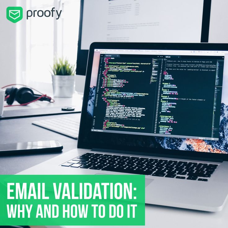 This week in our blog we talk about email validation, the reasons why it's required and how it works, and we talk about how to check the presence of the domain and IP in the spam lists as well as what to do if they are already there.  #Emailtips, #emailmarketing, #contenttips, #marketingtips, #digitalmarketing,#proofy #emailvalidation, #goodmarketing, #marketinghelp, #startupadvice, #marketing, #validation #emailtips #b2b #l4l #email #sanfrancisco #tbt