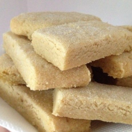 Traditional Rich Scottish Shortbread Biscuits - Cookies