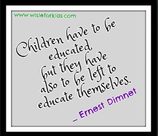 quotes about kids helping at home | Children Quotes