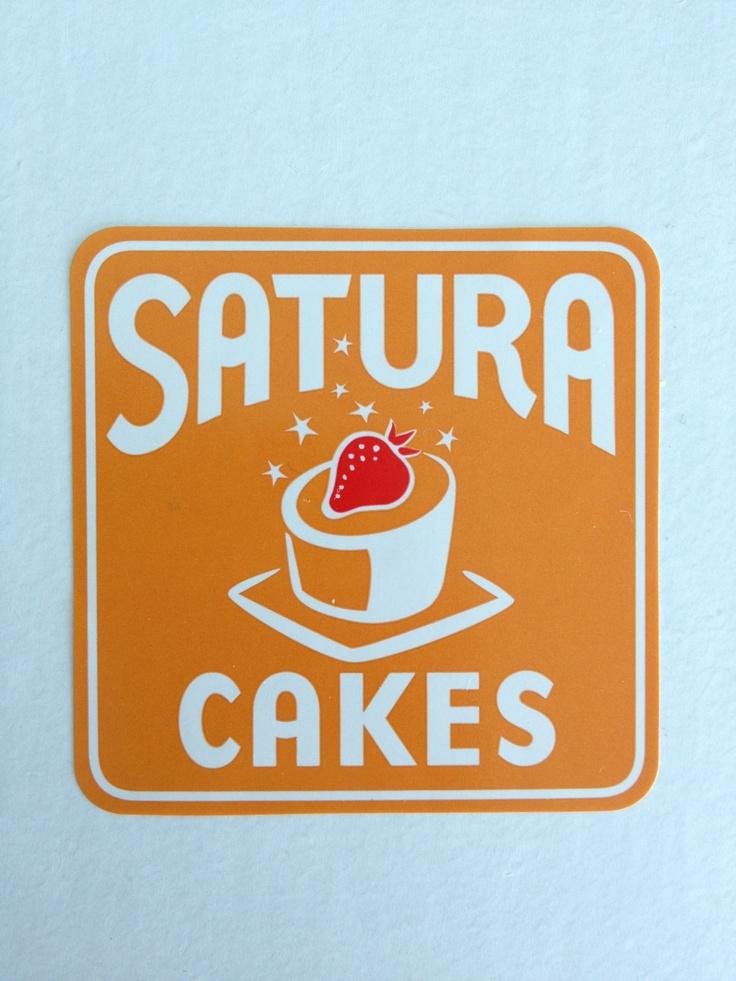 Satura Cakes Logo