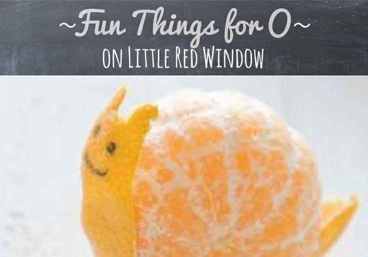 Fun things for Preschoolers on Little Red Window