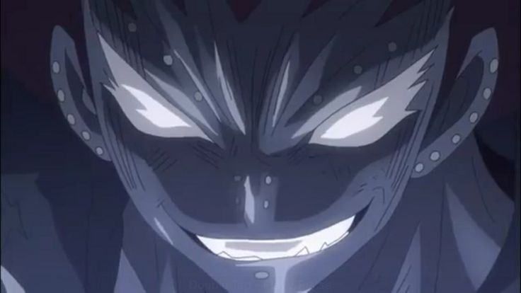 shadowsGajeel Shadow Iron Dragon