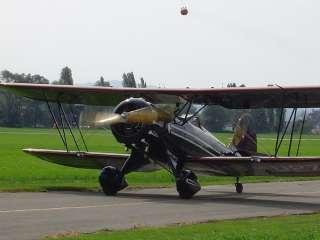 : Fancy a Nostalgic Flight in an old Bi-plane...