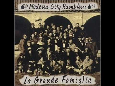 The only survivor - Modena City Ramblers