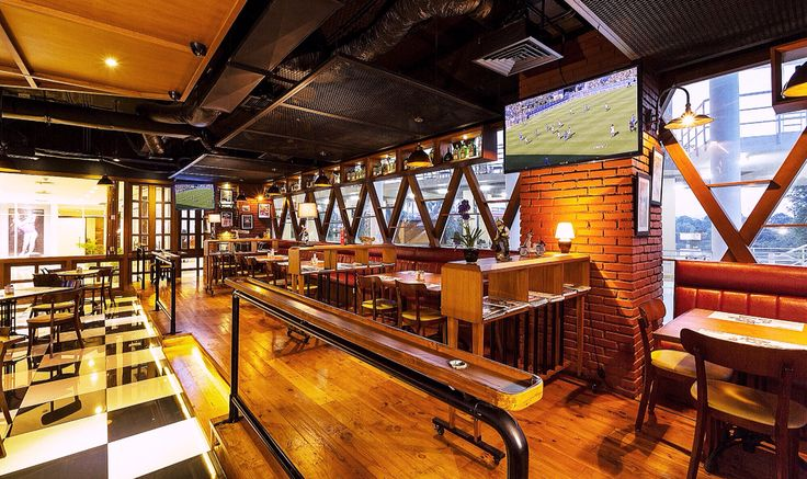 Interior Design | Sport Bar Project | Sport Stube Pondok Indah - Dining Area