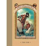 The End (A Series of Unfortunate Events, Book 13) (Hardcover)By Lemony Snicket