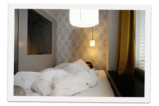 Michelbergerhotel Berlin. Have a nice stay.