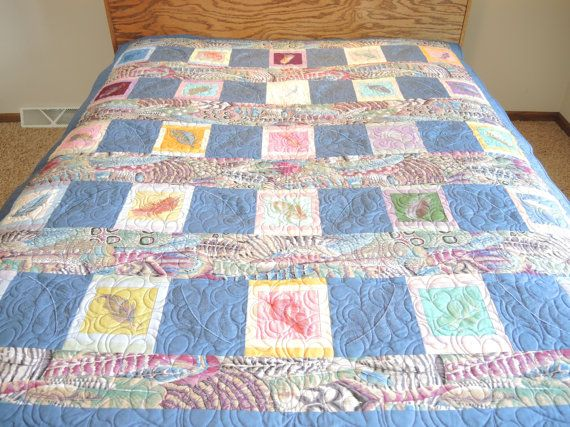 39 best Quilts For Sale images on Pinterest | Marbles, Patchwork ... : embroidered quilts for sale - Adamdwight.com