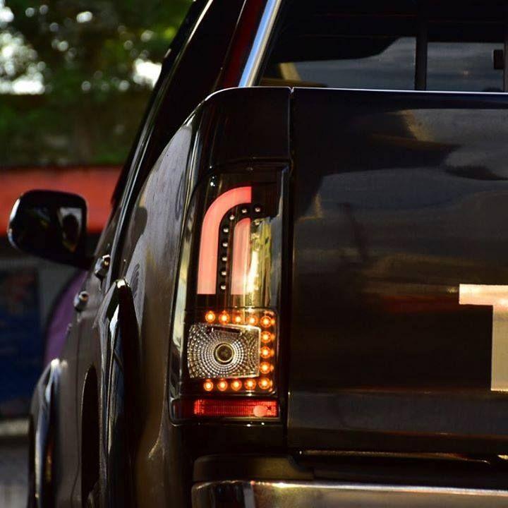 Sonar Light Tube Tail Light For Toyota Hilux Via Www Protuning Mu Toyota Hilux Toyota Tail Light