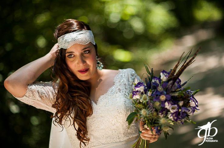 Boho Bride Con le ballerine verdi {Real Wedding} Fausto e Elenaby Con le ballerine verdi