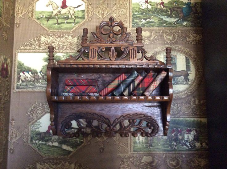 Vintage Silk Tartan Books
