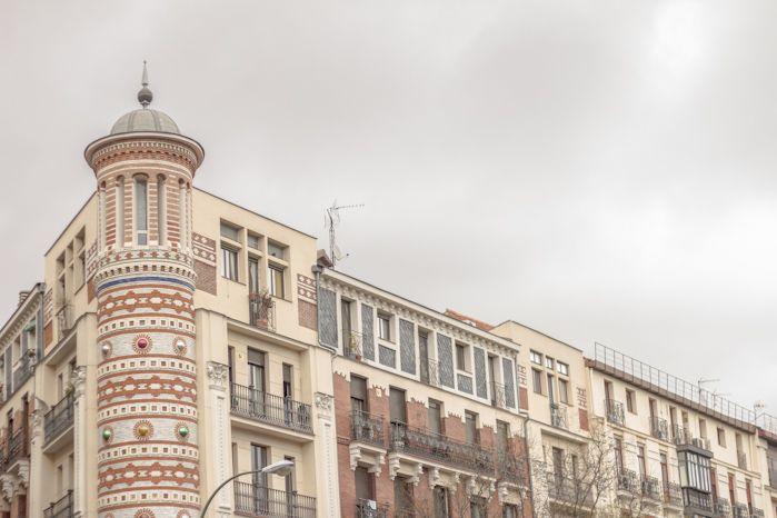 Un paseo por lo invisible de Chamberí | www.conbotasdeagua.com