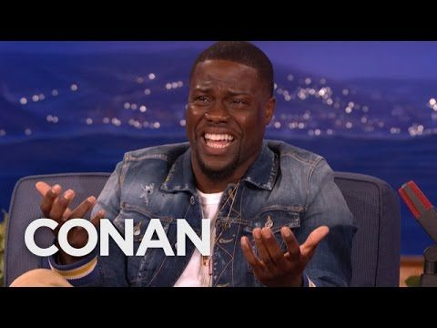 """Kevin Hart: Will Ferrell Is """"Cheap As Hell"""" - CONAN on TBS - YouTube"""