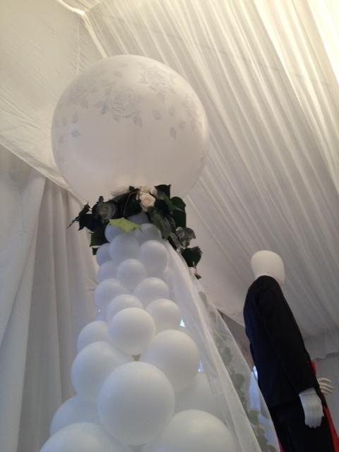 """Allestimento per l'evento: """"Matrimoni da Favola"""""""