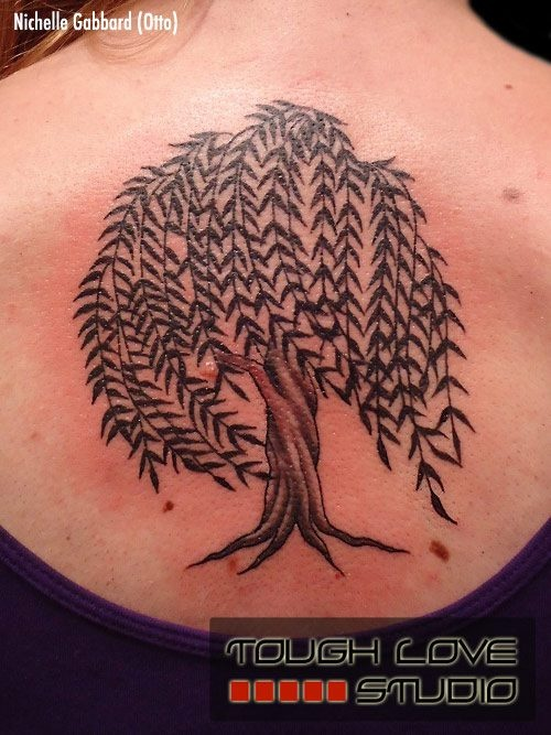 46 Best Willow Tree Tattoos Images On Pinterest Willow Tree