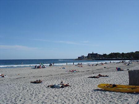 Narragansett Beach, Rhode Island