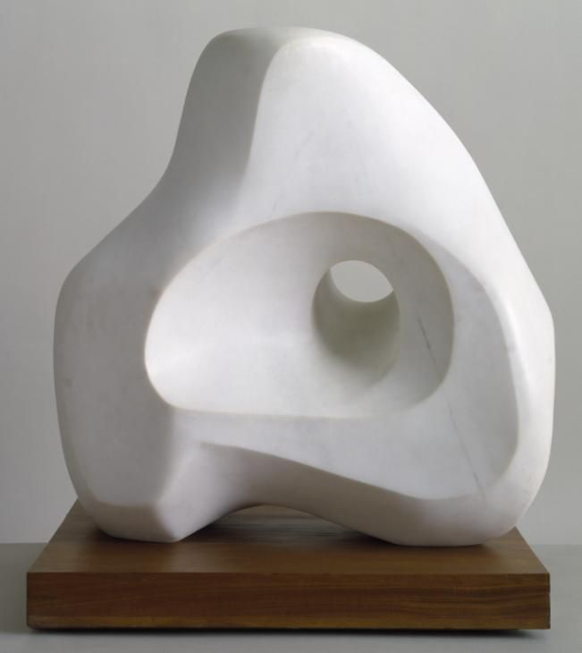 Dame Barbara Hepworth 'Image II', 1960 © Bowness